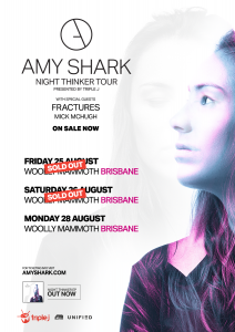 Amy Shark Night Thinker Tour Brisbane_Web